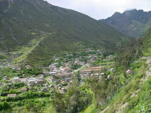 Pueblo de Chungui
