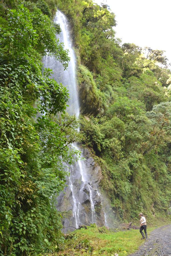 Catarata de Waqmullu